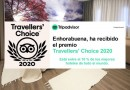 Premio Travellers' Choice 2020